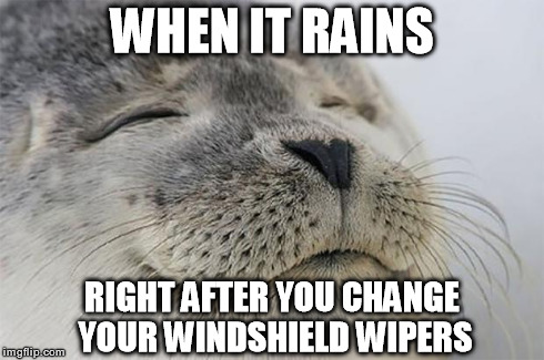 """Challenge accepted"" mother nature.. 