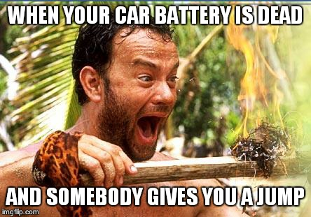 Image result for dead battery meme