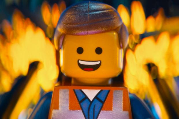 lego movie emmet Blank Meme Template