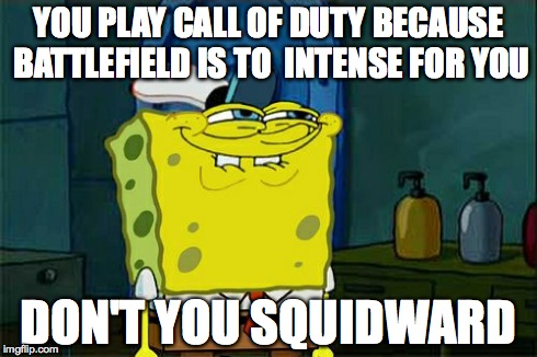 how to play battlefield 1 coming from cod