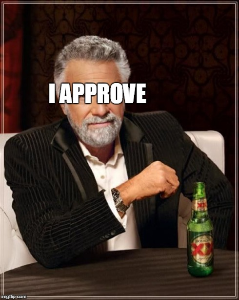 The Most Interesting Man In The World Meme | I APPROVE | image tagged in memes,the most interesting man in the world | made w/ Imgflip meme maker