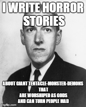 """Weird Fiction"" 