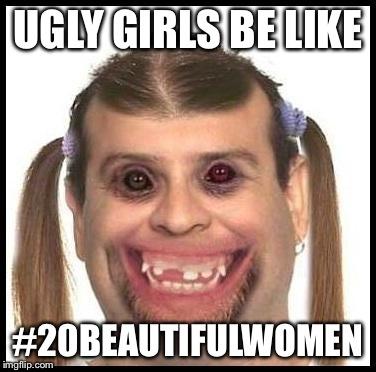 i like a ugly girl ecards
