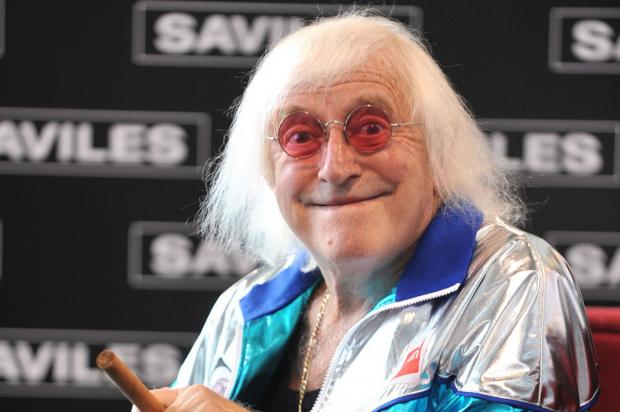 High Quality Jimmy Savile Blank Meme Template