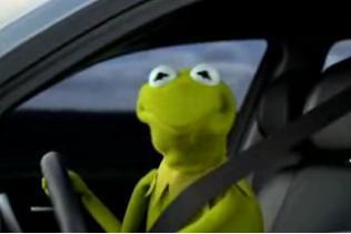 Kermit the frog meme blank - photo#54