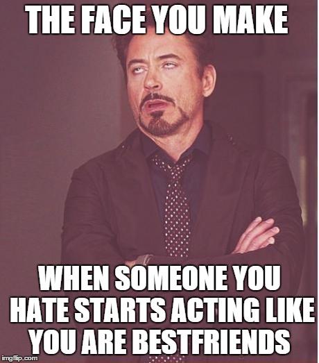 Acting argento meme cheek
