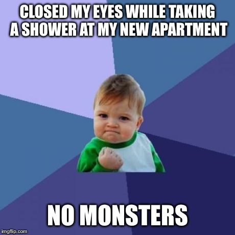 Image result for new apartment meme