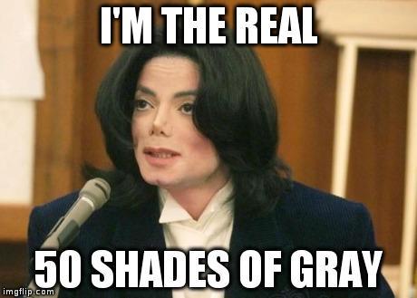 The real 50 shades of gray
