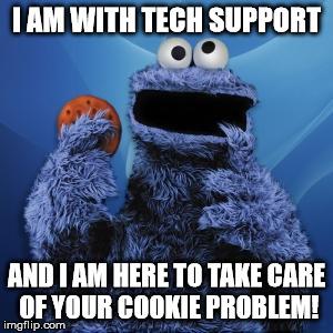 cookie monster - Imgflip