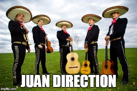 JUAN DIRECTION | image tagged in funny | made w/ Imgflip meme maker