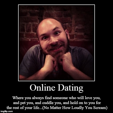 Online dating creepy