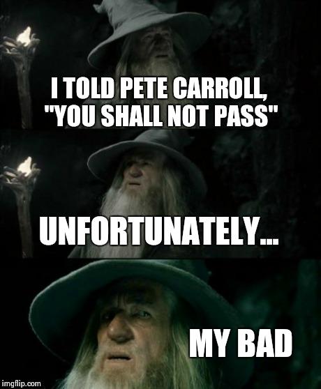Confused Gandalf Meme - Imgflip