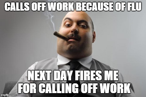 Calling Off Work