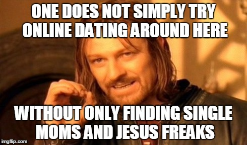 Getan mit dating sites meme