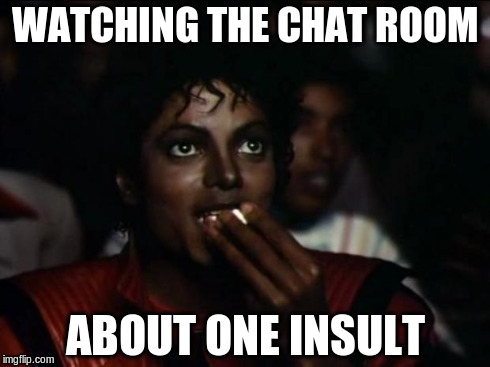 chat room problems meme