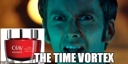 THE TIME VORTEX | made w/ Imgflip meme maker