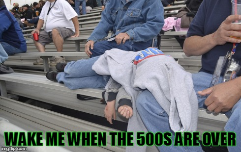 WAKE ME WHEN THE 500S ARE OVER | made w/ Imgflip meme maker