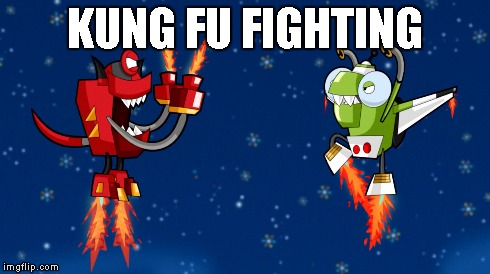 KUNG FU FIGHTING | image tagged in mixels,kungfu,max | made w/ Imgflip meme maker
