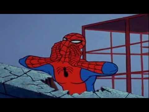Spiderman yelling Blank Template - Imgflip