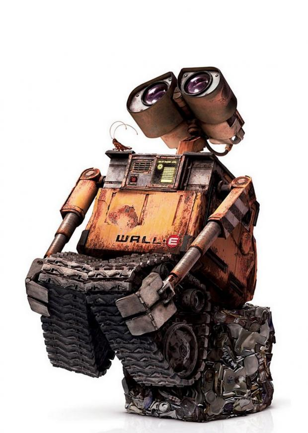 wall-e Meme Template