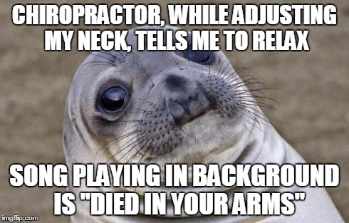 my doctor didn t understand why i was so tense suddenly imgflip