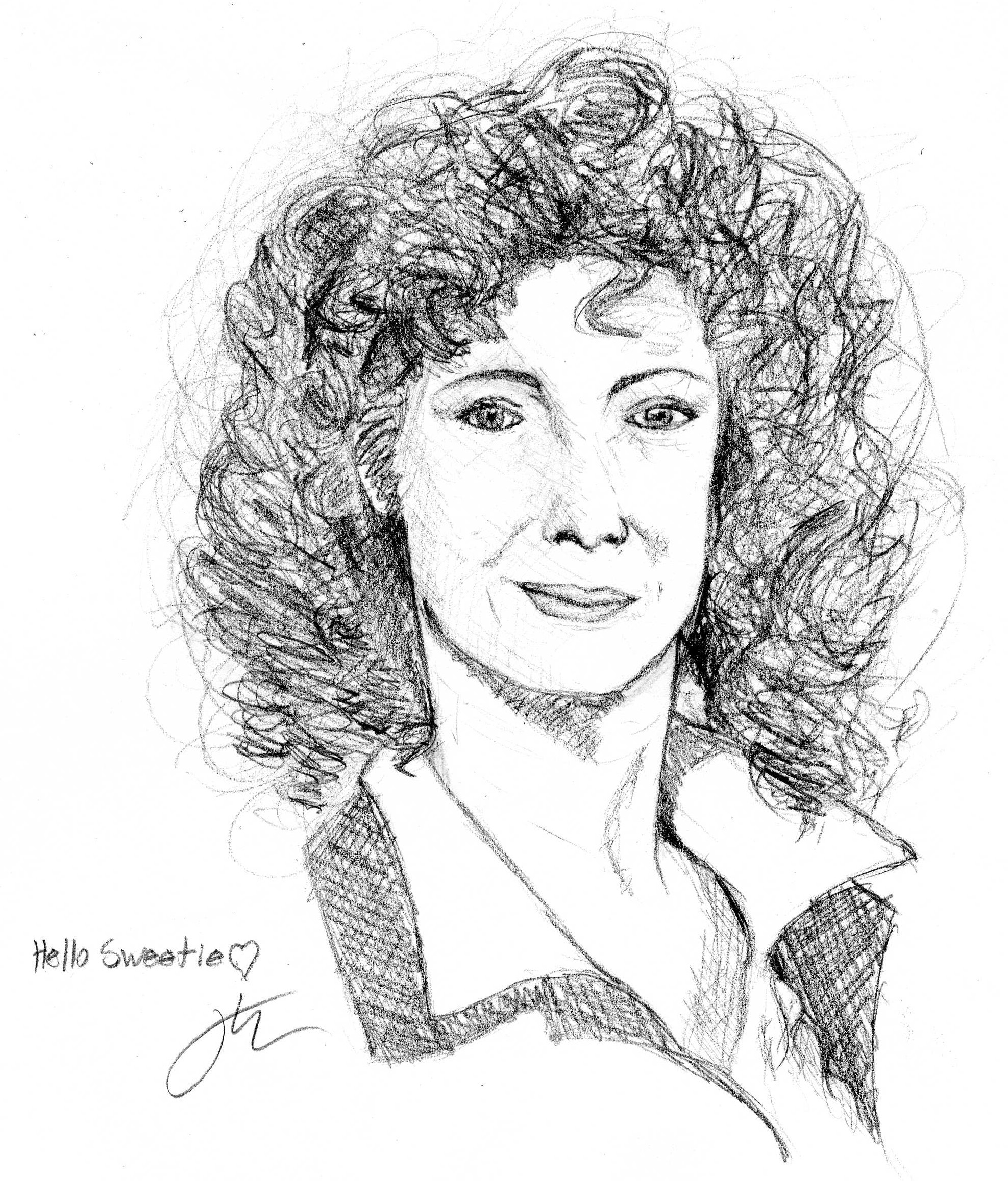 River Song by Hugh Vincent | Hello Sweetie | image tagged in doctor who
