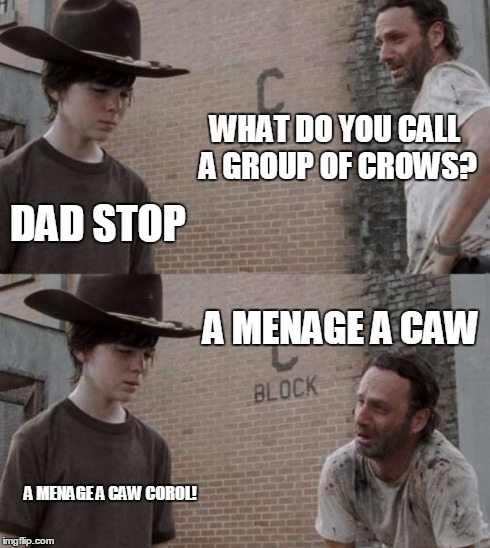 What Do You Call A Group Of Crows 54