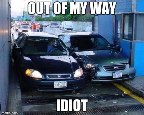 Toll Car Crash Meme Generator Imgflip