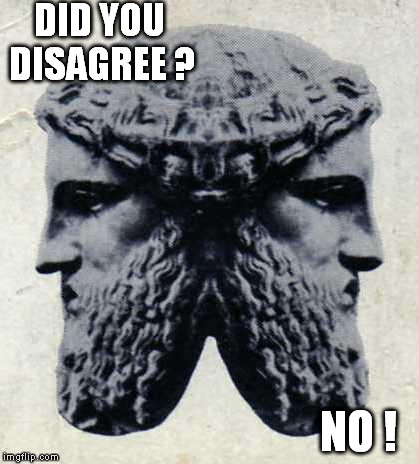 IANVS | DID YOU DISAGREE ? NO ! | image tagged in ianvs | made w/ Imgflip meme maker