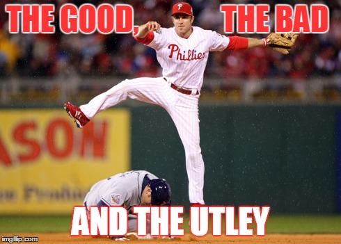 Chase Utley Slide Meme