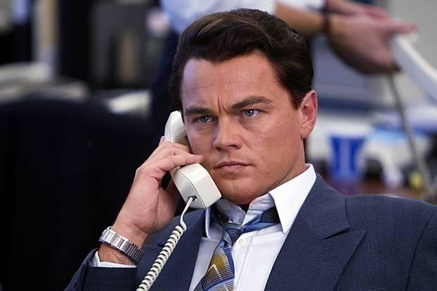 Wolf of Wall Street Meme Template