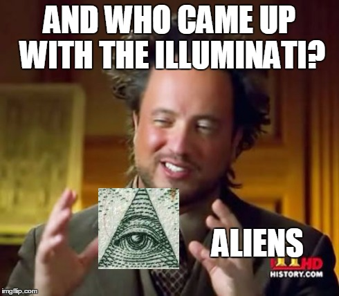 k0cf1 ancient aliens meme imgflip
