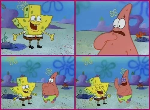 Texas Spongebob Blank Template - Imgflip