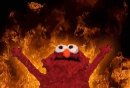 Elmo Maligno Meme Generator Imgflip