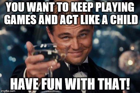 Fun Meme Games : Leonardo dicaprio cheers meme imgflip