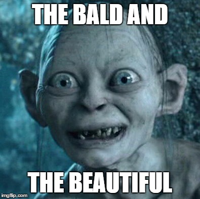 The Bald And The Beautiful Memes