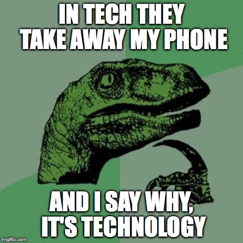 technology taking away It is not physically possible to take man away from reality technology is taking man away from nature, for sure that's a good thing nature sucks dying of infection from a cut is natural.
