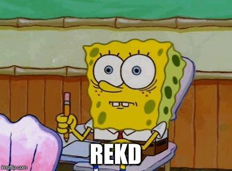 Funny Meme Spongebob : Fans vs marvel internet meme meme patrick star spongebob