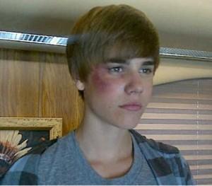 Justin Bieber Template