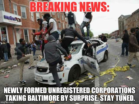kxeo9 baltimore riots imgflip,Baltimore Riots Meme