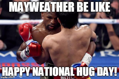 May 2nd Will Be Dubbed National Hug Day Imgflip