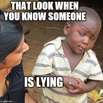Third World Skeptical Kid Meme Imgflip