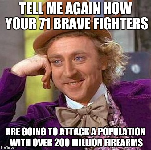 "ISIS is claiming to have 71 ""soldiers"" in 15 states ready to attack Americans 