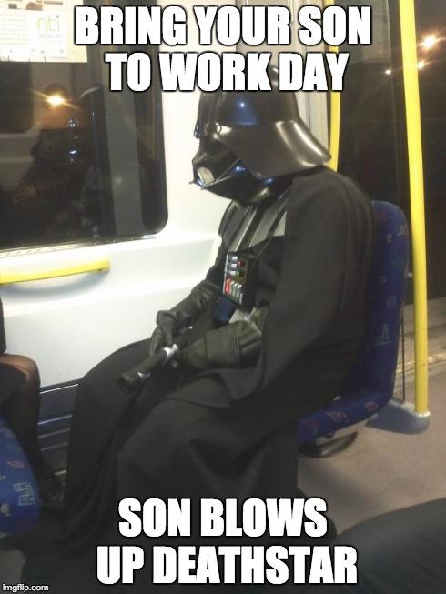 Sad Vader Imgflip