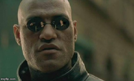Matrix Morpheus Meme | . | image tagged in memes,matrix morpheus | made w/ Imgflip meme maker
