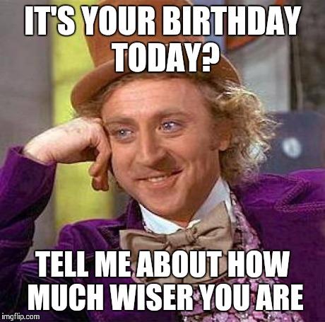mean birthday meme