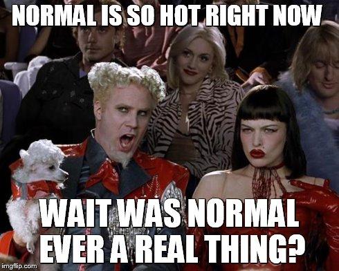 mugatu so hot right now meme imgflip