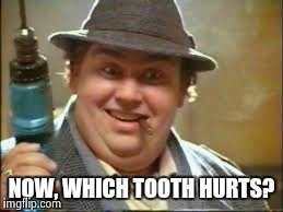 NOW, WHICH TOOTH HURTS? | made w/ Imgflip meme maker