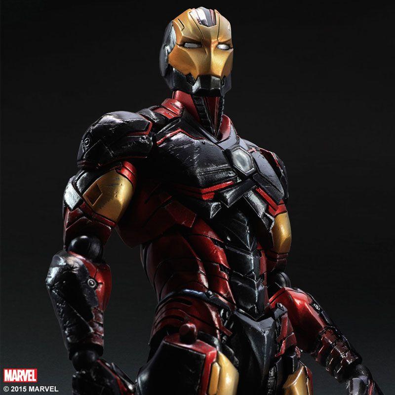 Experimental Iron Man Armor Blank Template Imgflip