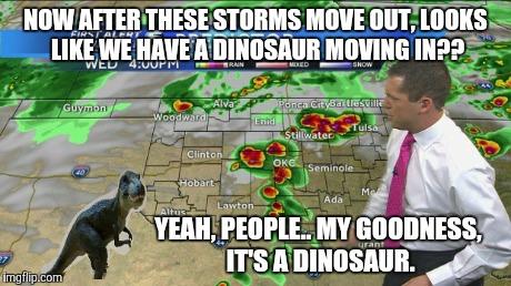 m0omx dinosaur weather imgflip